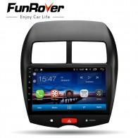 9321.19 руб. 20% СКИДКА|Funrover android8.0 автомобильный dvd 10,1