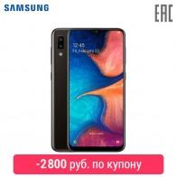Смартфон Samsung Galaxy A20 (2019)-in Мобильные телефоны from Мобильные телефоны и телекоммуникации on AliExpress