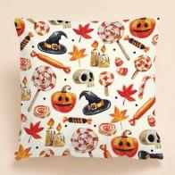 Чехол для подушки с принтом Хэллоуин