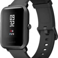 Умные часы Xiaomi Amazfit Bip, черный — купить в интернет-магазине OZON с быстрой доставкой