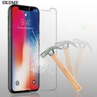 US $1.4 40% OFF|Tempered Glass For iPhone XS XR XS MAX Screen Protector Cover For iPhone 8 X 7 6 6S Plus 5 5S SE XS 6.1 6.5 5.8 inch 2019-in Phone Screen Protectors from Cellphones & Telecommunications on Aliexpress.com | Alibaba Group