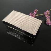 123.59 руб. 56% СКИДКА|10 шт. Иман neodimio potente 30x10x2 мм сильный кубовидный Блок Магнит Редкоземельные Магниты Неодимовые Магниты 30*10*2 мм толщина-in Магнитные материалы from Товары для дома on Aliexpress.com | Alibaba Group