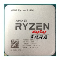 US $93.88 |AMD Ryzen 5 1600 R5 1600 3.2 GHz Six Core Twelve Thread 65W CPU Processor YD1600BBM6IAE Socket AM4-in CPUs from Computer & Office on Aliexpress.com | Alibaba Group