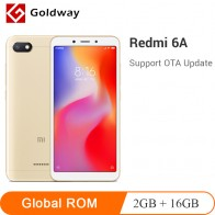 US $83.99 |Global ROM Original Xiaomi Redmi 6A 6 A 2GB RAM 16GB ROM Smartphone 5.45