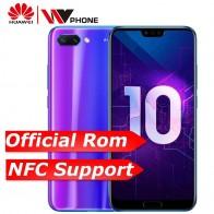 57832.67 руб. 20% СКИДКА|Huawe honor 10 honor 10 19:9 полный Экран 5,84 дюйма AI Камера 24.0MP мобильного телефона Восьмиядерный отпечаток пальца ID NFC Android 8,1 купить на AliExpress