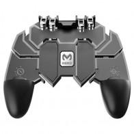 € 5.85 20% de DESCUENTO|AK66 seis dedos todo en uno controlador de juegos móvil Botón de fuego libre Joystick Gamepad L1 R1 disparador para accesorio PUBG-in Mandos para juegos from Productos electrónicos on Aliexpress.com | Alibaba Group