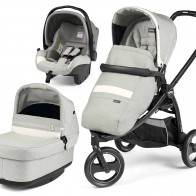 Коляска 3 в 1 Peg Perego Book Scout Pop Up Modular - Коляски 3 в 1