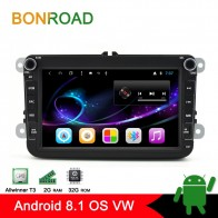 US $254.25 25% OFF|Bonroad 2din Android Car Multimedia Player ForVW For Passat Seat Skoda rapid Bora 2016 2017 GPS Navigation Radio Player(no dvd)-in Car Multimedia Player from Automobiles & Motorcycles on Aliexpress.com | Alibaba Group