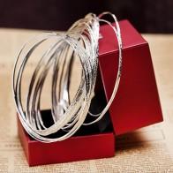 41.22 руб. 38% СКИДКА|10 шт./компл. Женская мода травления пупырчатая круглые браслеты браслет, украшение, подарок-in Браслеты from Украшения и аксессуары on Aliexpress.com | Alibaba Group