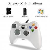 780.77 руб. 22% СКИДКА|USB проводной джойстик контроллер для Xbox 360 для microsoft Xbox360 Геймпад контроллер Совместимость геймпад для ПК Windows 7 8 10-in Геймпады from Бытовая электроника on Aliexpress.com | Alibaba Group