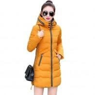 2598.17 руб. 49% СКИДКА|Зимняя куртка женская парка пальто Плюс Размер 6XL 7XL теплая Толстая куртка верхняя одежда пальто с капюшоном утягивающий Хлопковый жакет 10 цветов Q943-in Парки from Женская одежда on Aliexpress.com | Alibaba Group