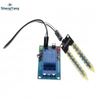US $1.95 |1PCS ShengYang NEW DC 5V soil moisture sensor relay control module Automatic watering of the humidity starting switch-in Sensors from Electronic Components & Supplies on Aliexpress.com | Alibaba Group