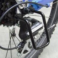 97.24 руб. 5% СКИДКА|Новый 1 шт. Горная дорога велосипед горный велосипед Сталь велосипедов Задний переключатель цепи гвардии Шестерни Алюминий протектор #927 купить на AliExpress