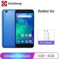US $63.99 |Global Version Xiaomi Redmi GO 1GB RAM 8GB ROM Mobile Phone Snapdragon 425 Quad Core 5.0