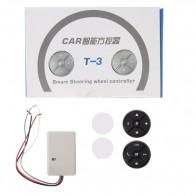 Универсальный Автомобильный руль DVD gps беспроводной умный кнопочный пульт дистанционного управления купить на AliExpress