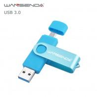 122.98 руб. 41% СКИДКА|WANSENDA OTG USB 3,0 USB флэш накопитель для Android системы 8 ГБ 16 ГБ 32 ГБ 64 Гб 128 Гб внешний накопитель 2 в 1 флешка-in USB флэш-накопители from Компьютер и офис on Aliexpress.com | Alibaba Group