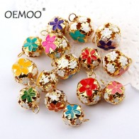 US $0.65 18% OFF|5pc Cloisonne Jingle Bells Loose Beads Festival Party Decoration/Christmas Tree Decorations/Pendants Dog DIY Crafts Accessories-in Christmas Bells from Home & Garden on Aliexpress.com | Alibaba Group