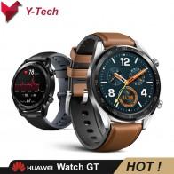 12161.98 руб. |Huawei Watch GT Смарт часы Поддержка GPS NFC 14 дней работы от аккумулятора 5 ATM водонепроницаемый телефонный Звонок трекер сердечного ритма для Android iOS-in Смарт-часы from Бытовая электроника on Aliexpress.com | Alibaba Group