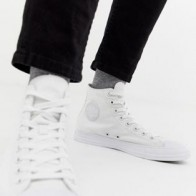 Белые высокие кеды Converse Chuck Taylor All Star 1U646