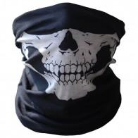 54.95 руб. 43% СКИДКА|Мотоциклетная маска для лица 2017 Хэллоуин, Лыжная маска череп на половину лица, маска шарф череп, многофункциональная горлышка-in Мотоциклетная маска from Автомобили и мотоциклы on Aliexpress.com | Alibaba Group