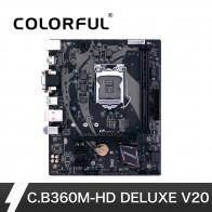 5391.45 руб. 30% СКИДКА|Цветная LGA 1151 материнская плата DDR4 для USB3.0 Intel B360 настольная игровая материнская плата для M.2 SATA PCI E порт памяти-in Материнские платы from Компьютер и офис on Aliexpress.com | Alibaba Group