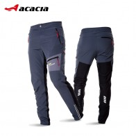 US $27.98 34% OFF|ACACIA  Black Grey Breathable Soft Bicycle Safety Reflective Elastic Waist Pants Spring Autumn Men Cycling Long Pants 02997-in Cycling Pants from Sports & Entertainment on Aliexpress.com | Alibaba Group