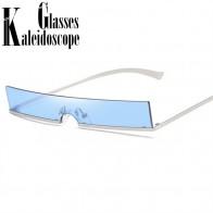 246.53 руб. 45% СКИДКА|Кошачий глаз солнцезащитные очки Женские Модные металлические рамки брендовые дизайнерские маленькие солнцезащитные очки винтажные прямоугольные обтягивающие женские желтые очки купить на AliExpress