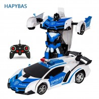 US $12.88 57% OFF|RC Car Transformation Robots Sports Vehicle Model  Robots Toys Cool Deformation Car Kids Toys  Gifts For Boys-in RC Cars from Toys & Hobbies on Aliexpress.com | Alibaba Group