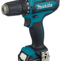 Купить Дрель-шуруповерт Makita DF331DWAE синий/черный по низкой цене с доставкой из маркетплейса Беру
