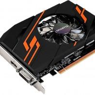 Видеокарта Gigabyte GeForce GT 1030 OC 2GB, GV-N1030OC-2GI — купить в интернет-магазине OZON с быстрой доставкой