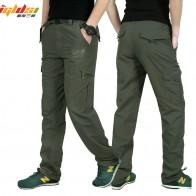 733.03 руб. 34% СКИДКА|Мужские брюки карго в Военном Стиле мужские летние водонепроницаемые дышащие мужские брюки джоггеры армейские карманы повседневные брюки плюс размер 4XL-in Повседневные брюки from Мужская одежда on Aliexpress.com | Alibaba Group