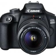 Фотоаппарат Canon EOS 4000D Kit — купить по выгодной цене на Яндекс.Маркете