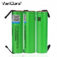 273.43 руб. 18% СКИДКА|VariCore VTC6 3,7 V 3000 mAh 18650 литий ионная батарея 30A Разрядка Для US18650VTC6 инструменты электронные сигареты батареи + DIY никелевые листы-in Подзаряжаемые батареи from Бытовая электроника on Aliexpress.com | Alibaba Group