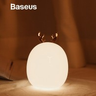 US $15.98 20% OFF|Baseus USB Gadgets Light Silicone Touch Sensor LED Night Light for Office Home Bed Decoration Gift 3 Modes Night Decorative Lamp-in USB Gadgets from Computer & Office on Aliexpress.com | Alibaba Group