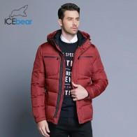 4503.4 руб. 50% СКИДКА|ICEbear 2018 мужские теплые зимние куртки  простой модный водонепроницаемый высокое качество парка B17MD940D-in Парки from Мужская одежда on Aliexpress.com | Alibaba Group