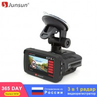 7192.96 руб. 30% СКИДКА|Junsun Топ Автомобильный dvr Dash Cam Ambarella 3 в 1 видеомагнитофон радар детектор gps FHD 1296 P регистратор Dashcam антирадар для России-in Детекторы радаров from Автомобили и мотоциклы on Aliexpress.com | Alibaba Group