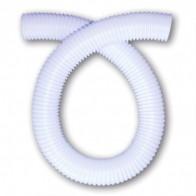 Купить Труба гофрированная белая d40 (бух.-30м) в Ульяновске - Гофрированные трубы