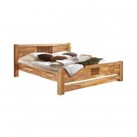 Кровать из массива дуба Валенсия - Мебель массив