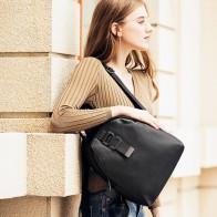 4801.18 руб. 45% СКИДКА|Женские Новые повседневные кожаные рюкзаки первого слоя личи серии многоцелевой вертикальный рюкзак женский рюкзак купить на AliExpress