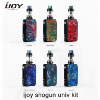 US $43.62 35% OFF|Newest ijoy SHOGUN UNIV kit 180w orielectronic cigarette vape mod with KATANA SUBOHM Tank vs DRAG 157w drag 2 kit-in Electronic Cigarette Kits from Consumer Electronics on Aliexpress.com | Alibaba Group