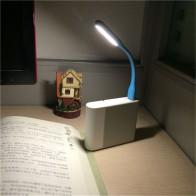 65.92 руб. 25% СКИДКА|FFFAS маленький гибкий USB Led usb свет настольная лампа гаджеты USB ручная лампа для power bank PC ноутбук Android телефон OTG кабель купить на AliExpress