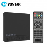 US $68.99 |VONTAR Mini M8S PRO C DDR3 2GB 16GB Smart Android 7.1 TV Box Amlogic S912 Octa Core 2.4/5G Wifi H.265 Set Top Box 3GB 32GB DDR4-in Set-top Boxes from Consumer Electronics on Aliexpress.com | Alibaba Group