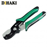 US $6.4 26% OFF|1Pc Handle Wire Stripper Cable Cutting Crimping Pliers Multifuntional For Electrician High Hardness Quality Tool D3-in Pliers from Tools on Aliexpress.com | Alibaba Group