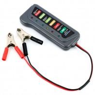 € 2.78 30% de réduction|12 V LED numérique batterie alternateur testeur batterie testeur batterie niveau moniteur 6 lumière LED affichage pour voiture-in Testeurs de batteries from Outils on Aliexpress.com | Alibaba Group