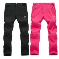 1206.46 руб. 32% СКИДКА|2018 новые зимние женские брюки Открытый Туризм; Кемпинг Треккинг лыжные толстые брюки водонепроницаемые ветрозащитные теплые брюки VB001-in Походные штаны from Спорт и развлечения on Aliexpress.com | Alibaba Group
