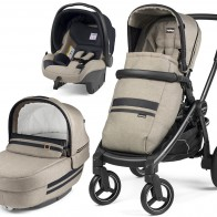 Коляска 3 в 1 Peg-Perego Team Elite Modular - Коляски 3 в 1