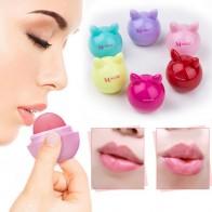 49.07 руб. 50% СКИДКА|Масло ши увлажняющий бальзам для губ женский макияж длительный питательный зимний защитный губы Косметический бальзам в форме шарика бальзам для губ-in Бальзам для губ from Красота и здоровье on Aliexpress.com | Alibaba Group