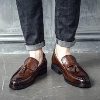 1150.88 руб. 45% СКИДКА|2019 Мужские модельные туфли ручной работы; броги; стильные кожаные свадебные туфли; мужские кожаные оксфорды на плоской подошве; официальная обувь-in Официальные ботинки from Туфли on Aliexpress.com | Alibaba Group