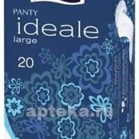 Bella panty ideale large ежедневные прокладки n20 - цена 117 руб., купить в интернет аптеке в Москве Bella panty ideale large ежедневные прокладки n20, инструкция по применению, отзывы