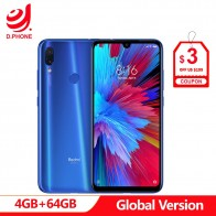 US $187.98 |In Stock Global Version Xiaomi Redmi Note 7 6.3